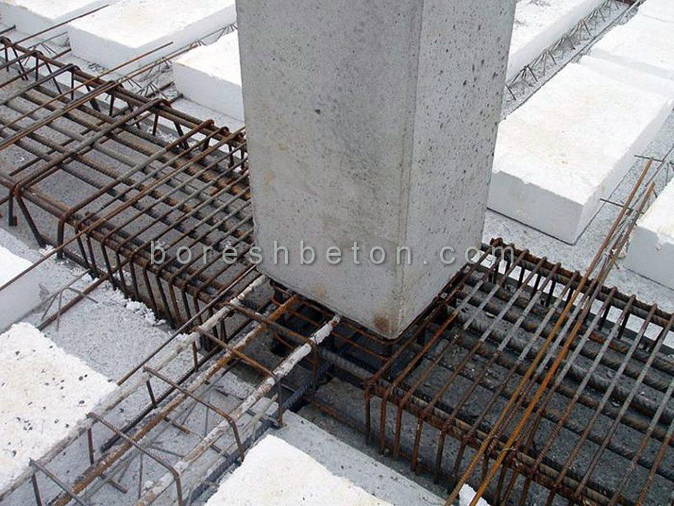 تقویت ستون بتنی