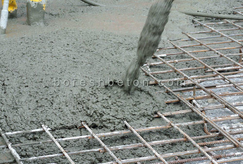 تقویت سازه بتنی در شرق تهران