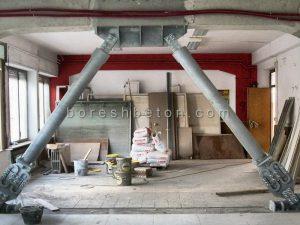 مقاوم سازی ساختمان در برابر زلزله